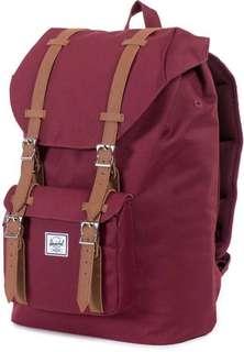 Herschel Backpack Little America Mid-Volume #15off