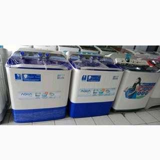 Mesin cuci aqua bisa kredit tanpa dp