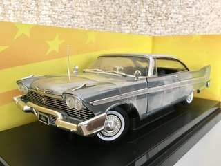 American Muscle 1:18 Scale 1958 Plymouth Belvedere