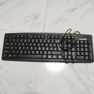 Keyboard prolink basic