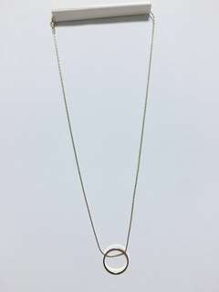 H&M Ring Necklace