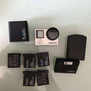 Gopro 4 black (Reduced)