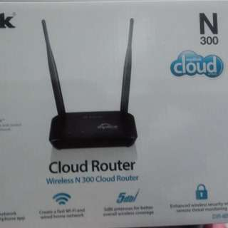 D LINK N300 ROUTER