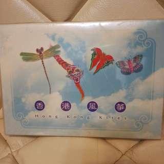 香港風箏套摺