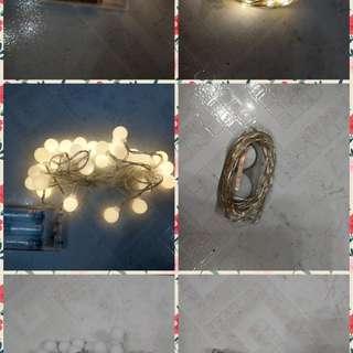 LED 燈串,燈泡串