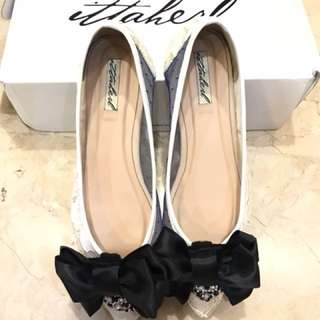 Ittaherl shoes new with klip sz 37