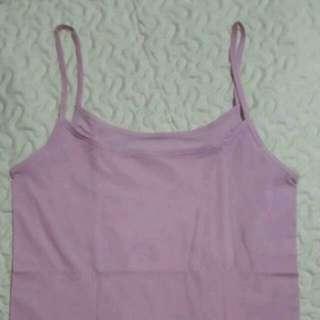 Pink Uniqlo AIRISM comfort unlimited (L/XL)