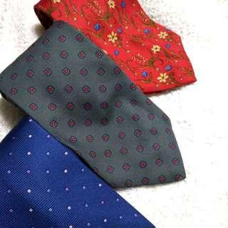 Bundle neckties