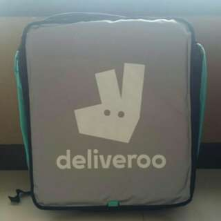 BN Deliveroo food bag