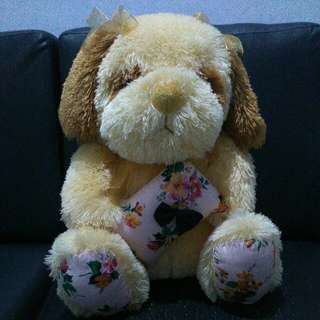 Boneka besar #momwenny