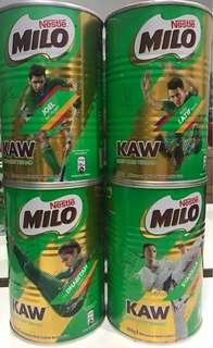 Milo Complete Set & Milo Australia Tins