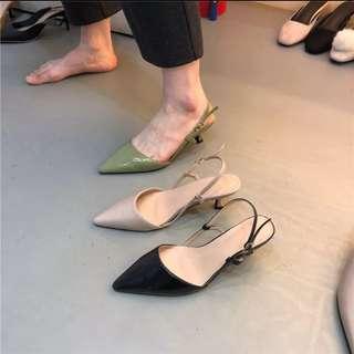 Low heels 👠