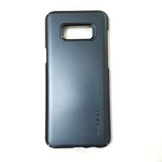 90%新Samsung s8plus spigen 電話売