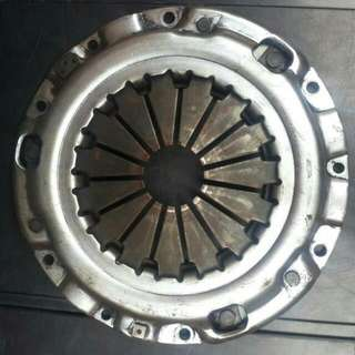 Clutch Plat 9inici Turbo