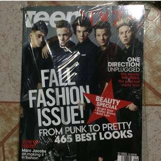 Teen Vogue One Direction