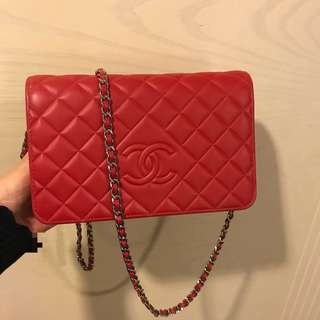 Chanel 新款 WOC wallet on chain
