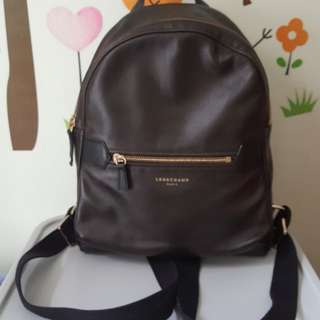 Longchamp Backpak