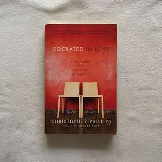 Socrates in love: Philosophy for a die-hard romantic book by Cristopher Phillips 📚 | 📖 B11