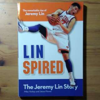 BN Book - Linspired (The Jeremy Lin Story)
