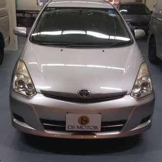 Toyota Wish Family Car