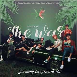 EXO ALBUM GIVEAWAY