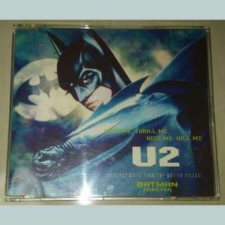 CD Single: Original Music From The Motion Picture Batman Forever