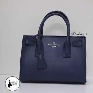 Theaha Premium Paris Navy bag