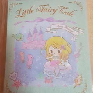 Small little cute writing book