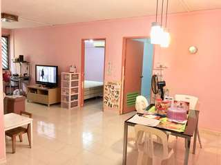 Simei 3+1 HDB for Rent (No Agent Fees)