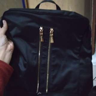 Ransel bag -black