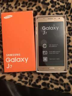 Samsung Galaxy J7 - Brand New