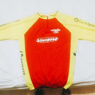 Bike jersey for sale unisex size small