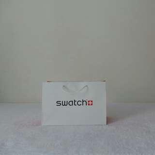 Swatch Paper Bag