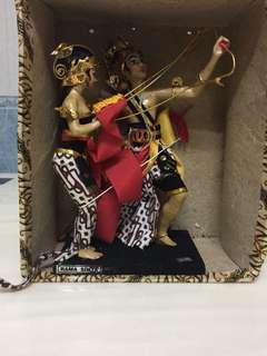 Bali Rama and Sinta