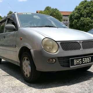 Perodua kancil 660 manual 2005