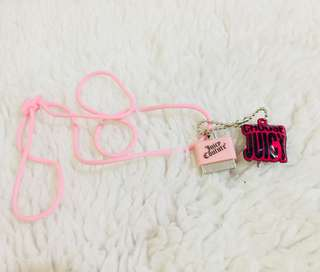 Authentic Juicy Couture Ipod strap