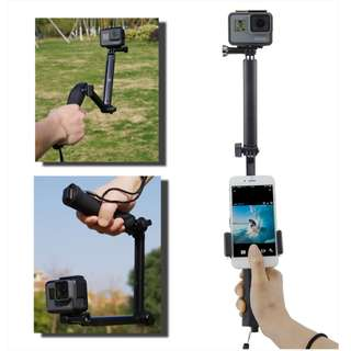 GoPro 3 Way Monopod