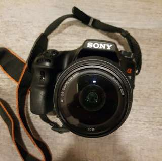Sony Alpha DSLR  A65