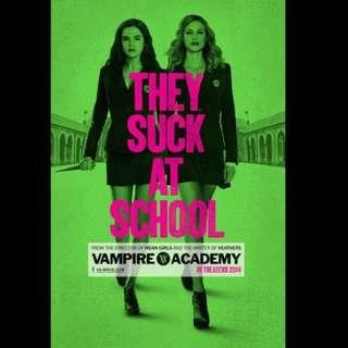 [Rent-A-Movie] VAMPIRE ACADEMY (2014)