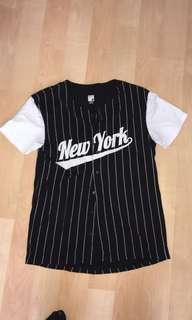 New York Jersey shirt