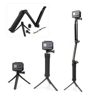 GoPro Monopod 3 Way