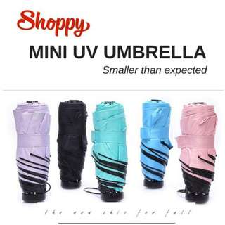 SHOPPY MINI UV UMBRELLA