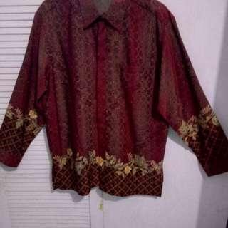 Batik for men