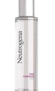 Neutrogena Fine Fairness Toner 150ml