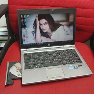 Hp i5 3rd generation SSD DVD internal camera fast speed for study