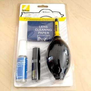 [Free Shipping 包郵] Nikon Professional Cleaning Kit 尼康 單反 清潔 套裝 工具