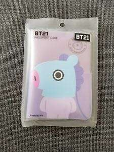 BT21 Mang Passport Cover