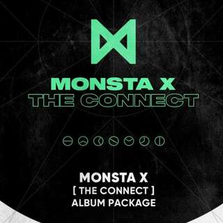 MONSTA X - THE CONNECT: DEJAVU