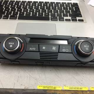 BMW E90 E92 Aircond Control Switch