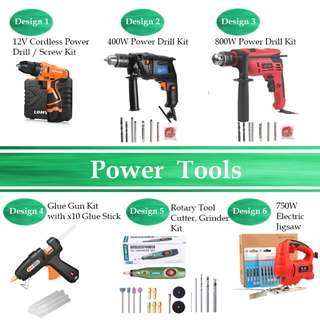 SALE! Power Tools